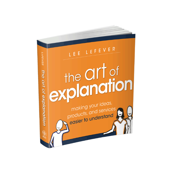 Art of Explanation Book Cover