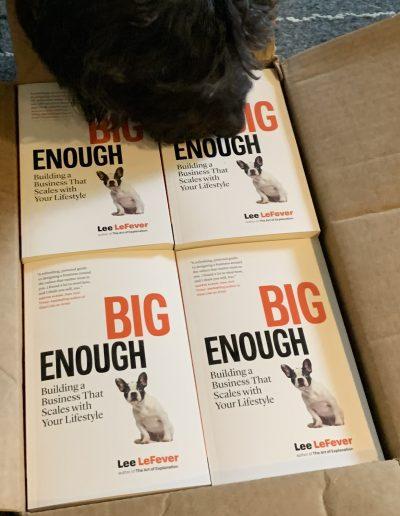 box of books - big enough