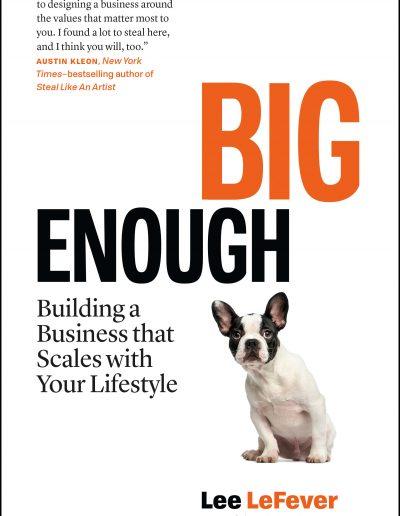 big enough book cover