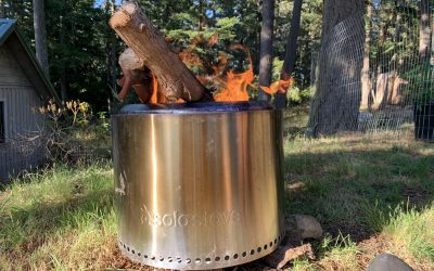 Solo Stove for Backyard Fires