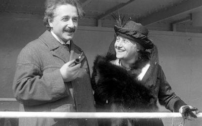 A Lifestyle Tip From Einstein