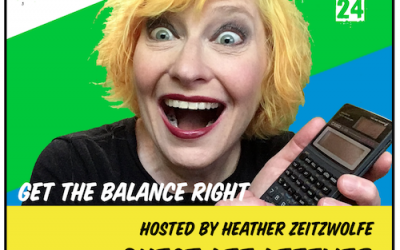 "Interview with Heather Zeitzwolfe of ""Get the Balance Right"" Podcast"