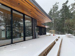 flattop in snow